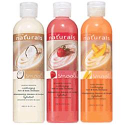 Avon Naturals Smoothies Moisturizing Hair & Body Shampoo