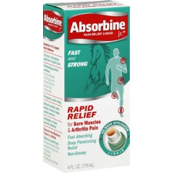Absorbine Jr Original Pain Relieving Liquid