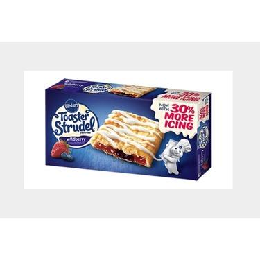 Pillsbury toaster strudel wildberry
