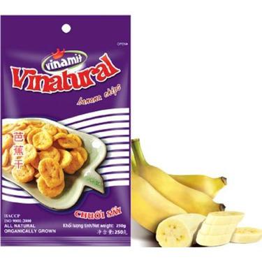 Vinamit Vinatural Banana Chips