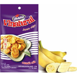 Vinamit Vinatural Banana Chips