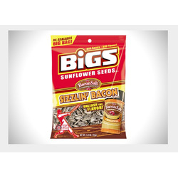 Bigs sizzlin bacon sunflower seeds