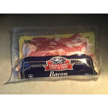 Carvers choice bacon