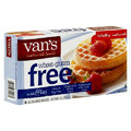Van's Natural Foods Wheat Gluten Free Waffles
