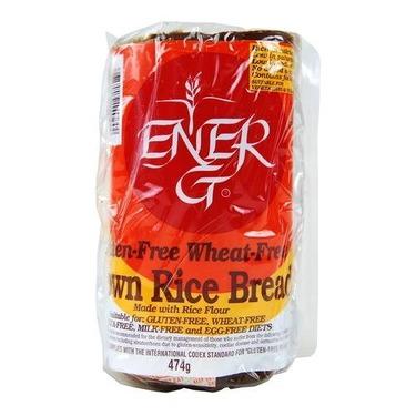 Ener G Brown Rice Bread