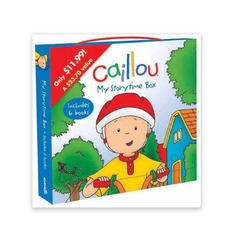 Caillou my story time box