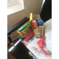 Crayola 10 pack of paint jars