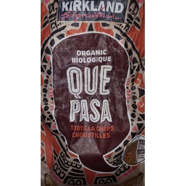 Organic Que Pasa Tortilla Chips (salted)