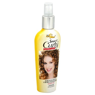 Hask Pure Shine Spray It Curly