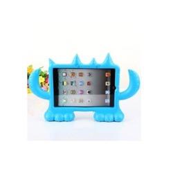 Blue devil protective kid friendly iPad mini case