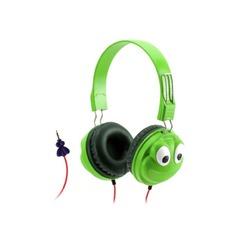 Griffin kazoo frog headphones