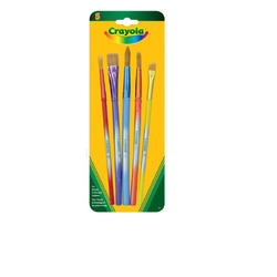 Crayola paint brushes