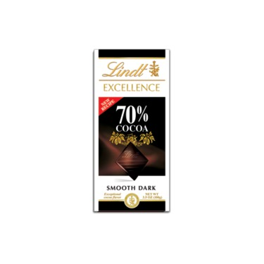 Lindt Excellence 70% Cocoa Bar