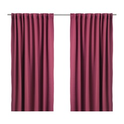 Ikea Werna Block-Out Curtains