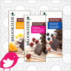 Brookside Dark Chocolate Tablet Bars