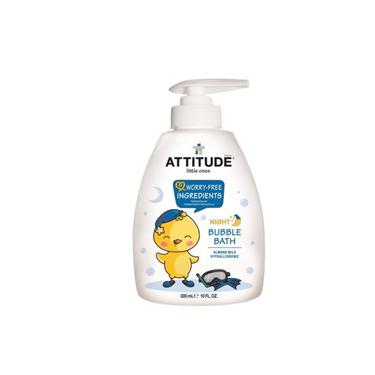 Attitude little ones almond milk night bubble bath
