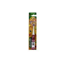 Gum crayola pip squeaks toothbrush