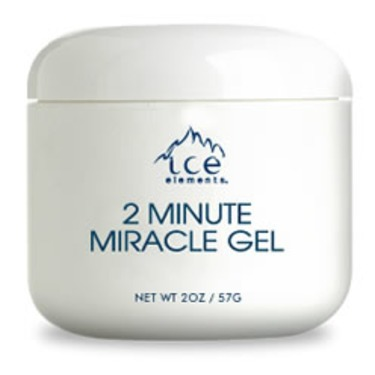 Ice Elements 2 Minute Miracle Gel