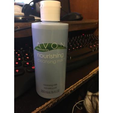 Avon element Nourishing cleansing millk