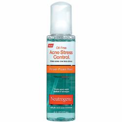 Neutrogena Acne Stress Control Power-Foam Wash