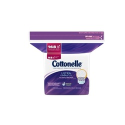 Cottonelle® Ultra Comfort Care* Flushable Cleansing Cloths