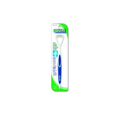 Gum tongue cleaner