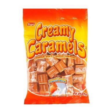 Regals creamy caramels