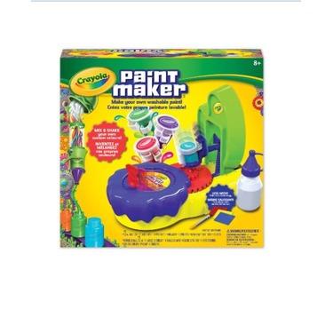 Crayola paint maker
