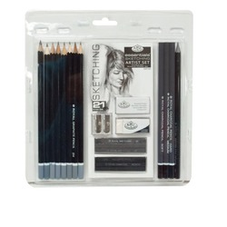 Royal brush and langnickel essentials sketching pencils