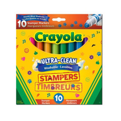 Crayola washable stampers