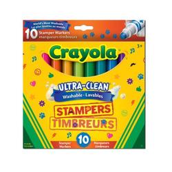 Crayola washable stampers
