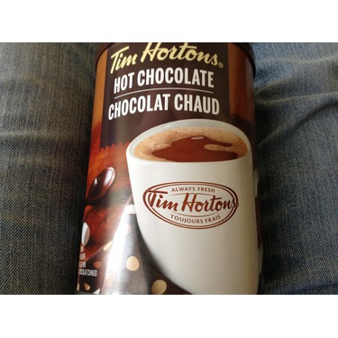 Tim Horton's Hot Chocolate Mix