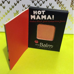 theBalm cosmetics Hot Mama Blush