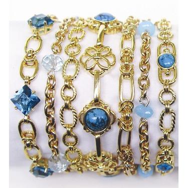 Coco Lane Turquoise Bracelet