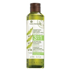 Yves Rocher 3 in 1: Detangling, Body and Shine Shampoo