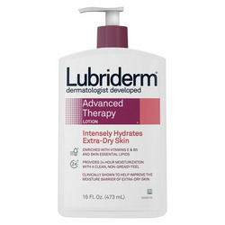 Lubriderm Advanced Therapy Moisturizing Lotion Extra Dry Skin