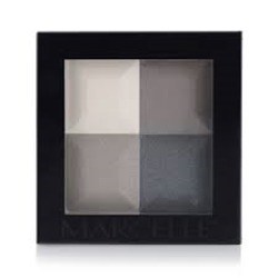 Marcelle Eye Shadow Quad (Smoke Signals)