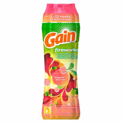 Gain fireworks in was scent booster tropical sunrise