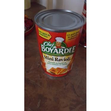 Chef Boyardee Mini Ravioli 425gr