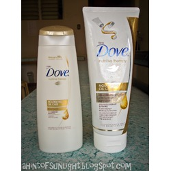 Dove Beautifully Clean Shampoo