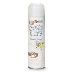 Gillette Satin Care Vanilla Dream