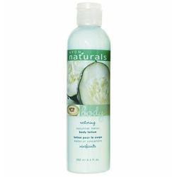 AVON Naturals Cucumber Melon Body Lotion