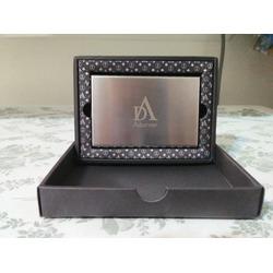 Adorner Steel Wallet