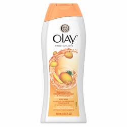 Olay Fresh Outlast Invigorating Champagne Mango & White Ginger Body Wash