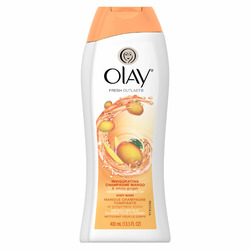 Olay Fresh Outlast Invigorating Champagne Mango & White Ginger Body Wash