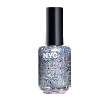 NYC long wearing nail polish