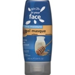 got2b In Your Face Mo Moisture Gel Masque