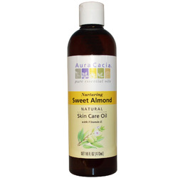 Aura Cacia Sweet Almond Oil