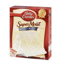 Betty Crocker white super moist