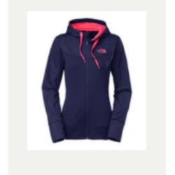 North face women's suprema full zip hoodie